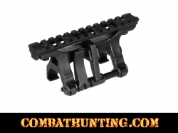 UTG MP5 H&K Steel Claw Mount with STANAG to Picatinny Adaptor